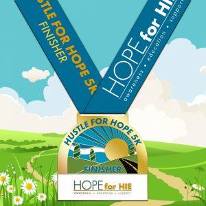Hustle for Hope 5K