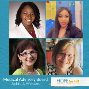 Medical Advisory Board Update – Welcome New Members