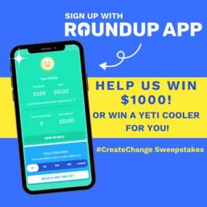Support Hope for HIE on the RoundUp App